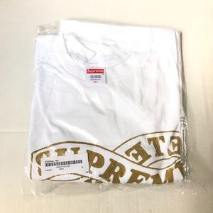 Supreme Shirts - Supreme Eternal Tee in White